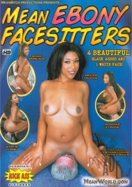 Mean Ebony Facesitters Porn Video