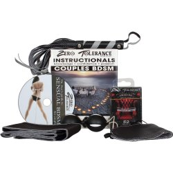 Zero Tolerance Instructionals: How to Couples BDSM Kit Sex Toy