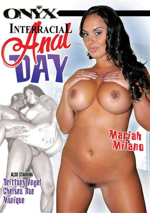 Interracial Anal Day