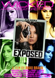 Exposed DVD porn movie from Wicked Pictures.
