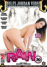 Raw 30 HD porn video from Jules Jordan Video.