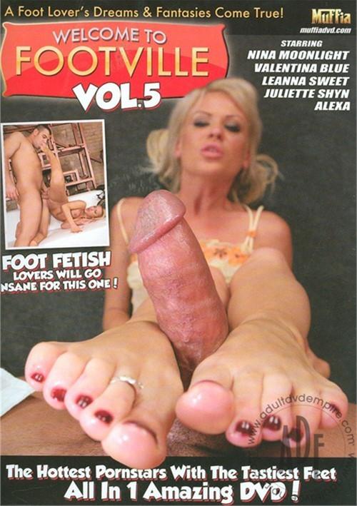 Footville Vol. 5 2010 Valentina Blue Muffia