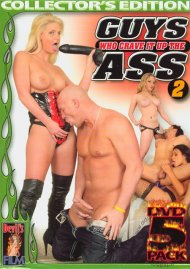 Guys Who Crave It Up The Ass 2 (5-Pack) Porn Movie
