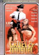 Cruel & Unusual Porn Video