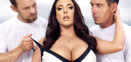 Stream pornstar podcasts with Angela White and more.