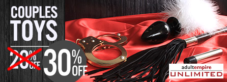 Save an extra 10% on couples sex toys.