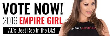 Vote for pornstars in Empire Girl 2016.