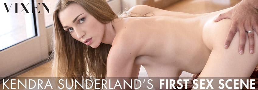 Kendra Sunderland stars in Natural Beauty from Vixen.