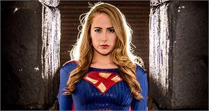 Carter Cruise stars in Supergirl XXX: An Axel Braun Parody.