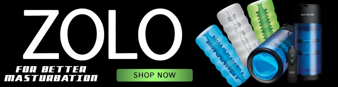 Browse masturbators and strokers from ZOLO.