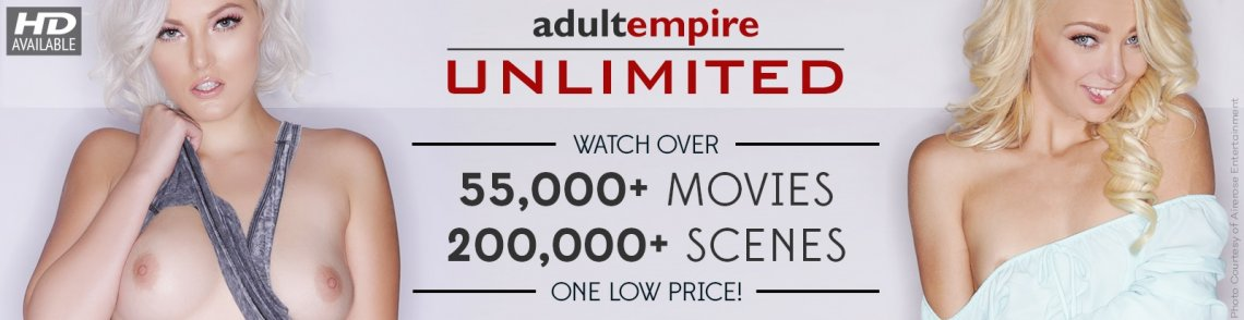 Try Unlimited now for $2.99 and gain access to more than 55,000 streaming porn videos.