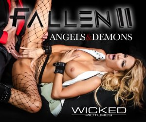 Jessica Drake stars in Fallen II porn movie.