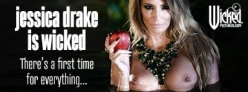 Jessica Drake Is Wicked DVD porn movie from Wicked Pictures.