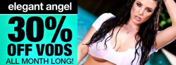 Stream porn videos from Elegant Angel on sale now.