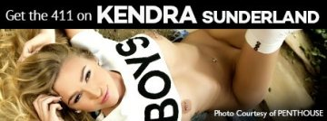 Get the 411 on Kendra Sunderland - Check out our exclusive interview and questionnaire.