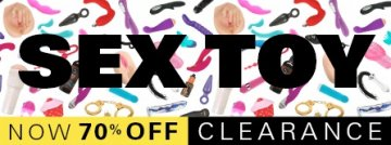 Shop clearance sex toys and save up to 70%.