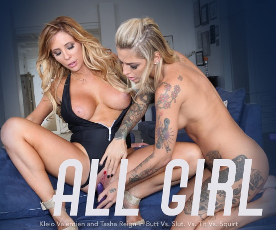 Watch all girl & lesbian porn movies starring Kleio Valentien and more.