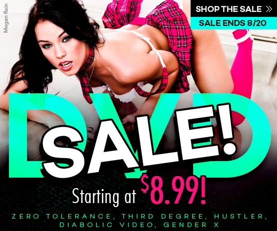 Shop discounted porn DVDs from Zero Tolerance, Third Degree, Hustler, Diabolic, and more.
