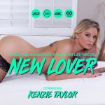 Cheating Housewife Kenzie Taylor Needs a New Lover Poster Image