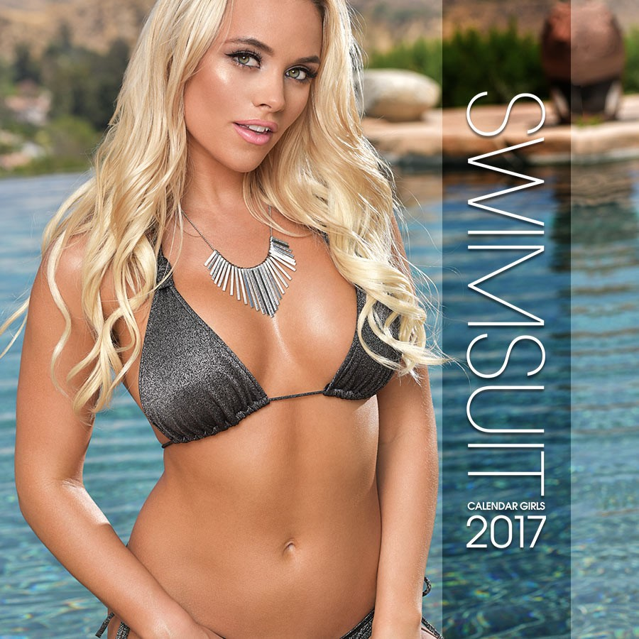 Swimsuit Calendar Girls 2017