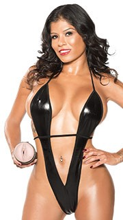Pornstar Signature Series - Warming Pussy - Alexis Amore Poster Image