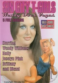 Sin City T-Girls: Wendy Does Vegas Porn Movie