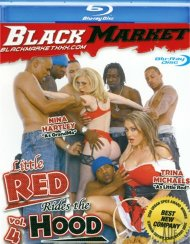 Little Red Rides the Hood Vol. 4 Blu-ray Porn Movie