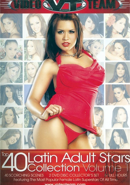 Top 40 Latin Adult Stars Collection Vol 1 2010  Adult -4286