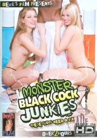 Monster Black Cock Junkies Porn Movie