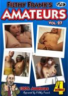 Filthy Franks Amateurs Vol. 27 Porn Movie