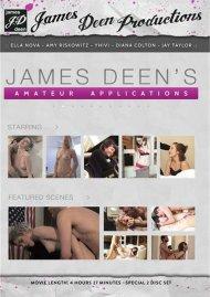 James Deen's Amateur Applications Porn Video