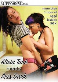 Alicia Tank Meets Aris Dark Porn Video