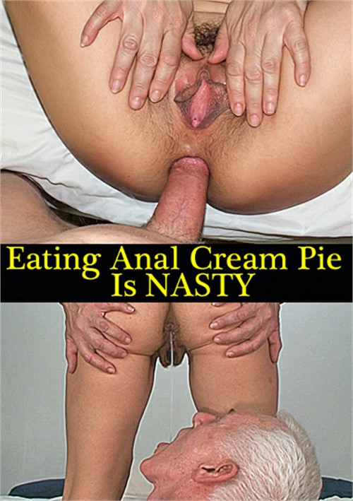 Eating Anal Cream Pie