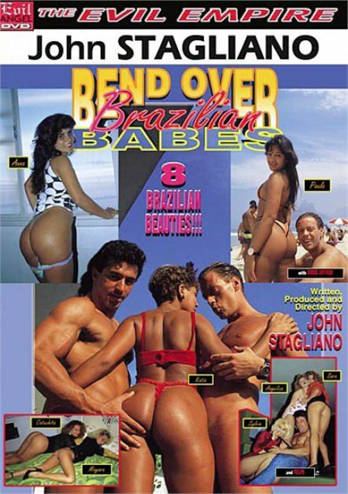 Bend over brazilian babes 2