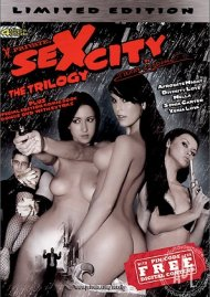 Sex City: The Trilogy Porn Movie