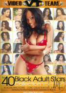 Top 40 Black Adult Stars Collection Vol. 2 Porn Movie