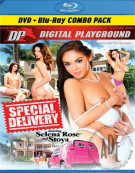 Special Delivery (DVD + Blu-ray Combo) Blu-ray Porn Movie