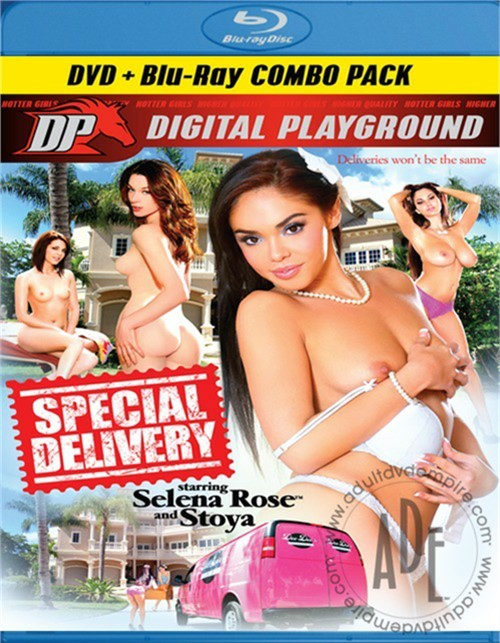 Special Delivery (DVD + Blu-ray Combo)