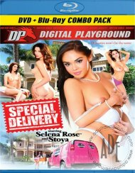 Special Delivery (DVD + Blu-ray Combo) Blu-ray Movie