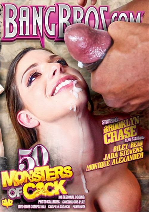 Dvd Monster of cock