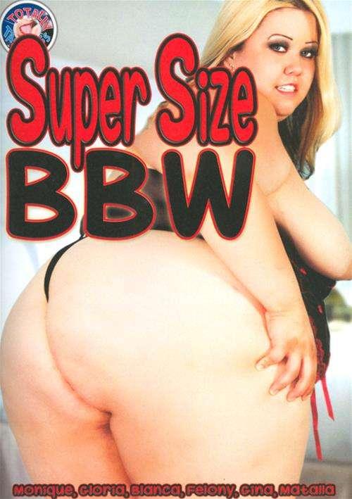 Mega fett 2 bbw DVD