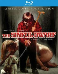 Sinful Dwarf, The Blu-ray Movie