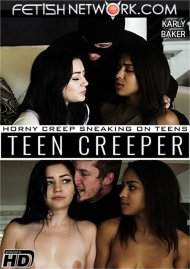 Teen Creeper: Karly Baker Porn Video