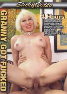 Granny Got Fucked Porn Movie