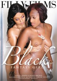 Black Fantasy Girls porn video from Filly Films.
