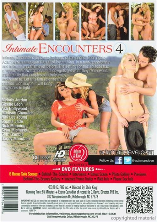 Intimate sexual encounter