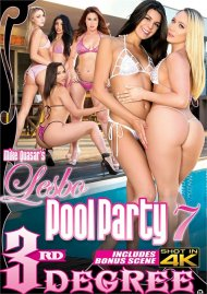 Lesbo Pool Party 7 Porn Movie