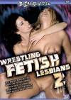 Wrestling Fetish Lesbians 2 Boxcover