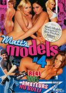 Matts Models #4 Porn Movie