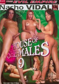 House Of She-Males 9 Porn Movie
